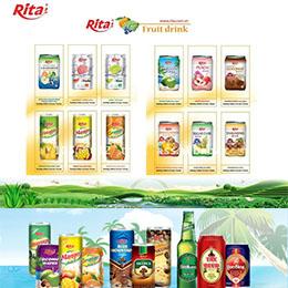 Fruit Drinks - Rita